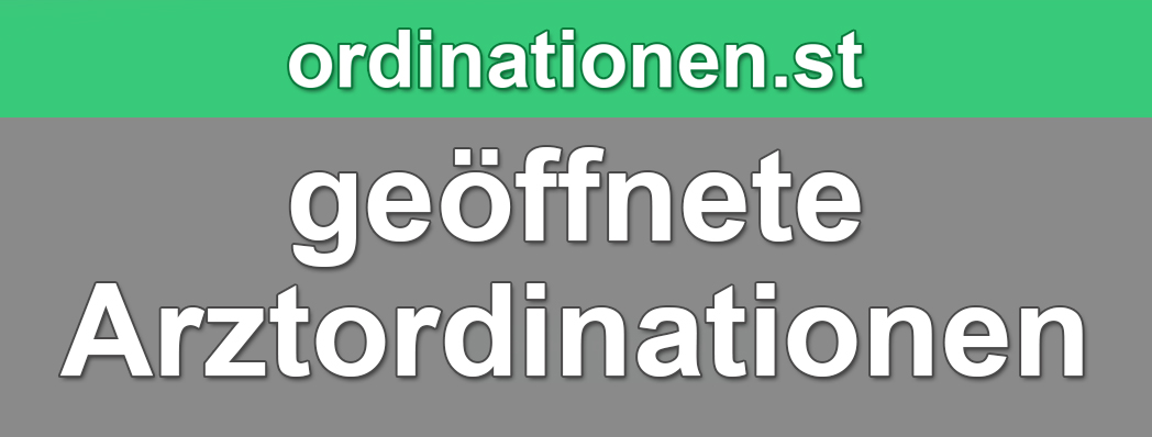 Ordinationen